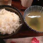 40187310 - ごはんとスープ