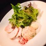 セニョール マサ - ランチ1: 前菜