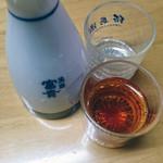 李晃 - 紹興酒とっくり
