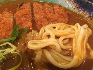 三和 - 麺はもちもちだよー