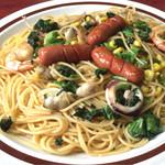 異太利亜 - 料理写真:おまかせパスタ