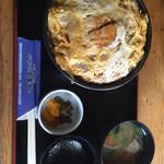 磯よし - カツ丼 ¥700
