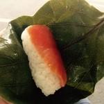 和歌山 水了軒 - 柿の葉の香りにも包まれて!