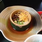 四十萬亭 - 素晴らしいパフォーマンスの素麺