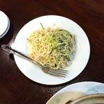 40195849 - 干し豆腐の千切り冷菜