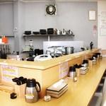 つけ麺 渡辺 - 内観写真: