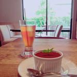 カフェ ピース - 豆腐ティラミス♪