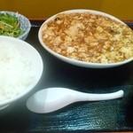 40198772 - 麻婆豆腐定食