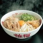徳福 - 料理写真:徳島肉玉そば