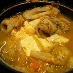 世界の山ちゃん - キムチ鍋