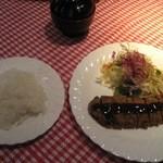 レストラン いけじゅう - いけじゅう日替わり