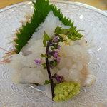あかい - 料理写真:ハモ