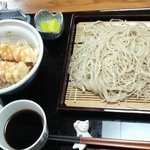 幸増 - 海老天丼セット\1,300