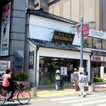 40200260 - 「鰻の街」浦和ならではの漬物店「酒井甚四朗商店」