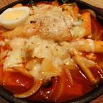 韓美膳 - チーズトッポギ