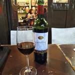 40201762 - 夏のテラスで南仏ワイン〜♬