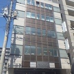 なかむら - このビルの一階正面
