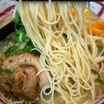 開運丸 - 細麺
