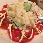 家庭料理穂光 - ポテトサラダ