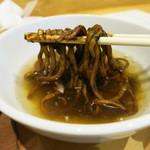 東京焼きそば - スープにつける意味があまり……