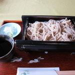 そばきり いわさき - セイロ700円