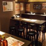 最強 西本町ハイボール - カウンター、ハイテーブルでご帰宅前にサクッと一杯!!