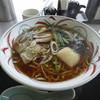 とんがりかん - 料理写真:和風ラーメン_醤油味(775円)_2015-07-03