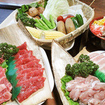 神戸屋形観光汽船 - 鉄板焼肉