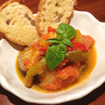 たま銀 de うらら - 夏野菜のラタトゥイユ