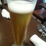 インドール - 生ビールもおいしい