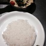camp - 1日分の野菜カレー@990円