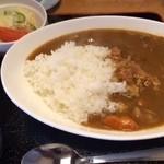武蔵 - あっさり目のカレーライス