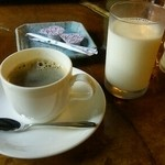 oshokujidokoroshouya - コーヒーはおかわり無料