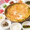 韓ごはん nicoya - 料理写真:海鮮チヂミ