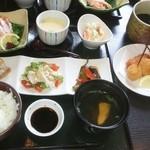 旬な - 季節膳 1050円