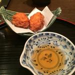 蔵喜 - 海老しんじょうは優しい味でした