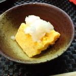 鳥清 - 料理写真:お通し(2015.7月)