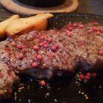 花まる - アンガス牛ステーキ