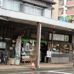 笹川餅屋 - 老舗ですが、外観は至って昔ながらの庶民的な和菓子屋さんです。