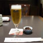 宮川本廛 - グラスビール