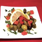 AKDENIZ - オリーブ好きにはたまらない1皿。
