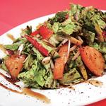 AKDENIZ - トルコのサラダはザクロソースが決め手☆