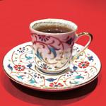 AKDENIZ - トルココーヒーで占いもできるんですよ^^