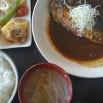 いくのや - 料理写真:サバ味噌