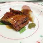割烹 たけし - 鰻の蒲焼