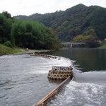 4022068 - 目の前を流れる那珂川