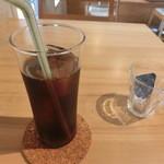 洋食堂 はなや - アイスコーヒー100円