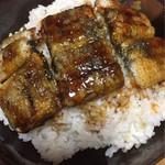 碧海養鰻漁業協同組合 直売所 - 料理写真:お家でうな丼