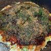 お好み焼 はな - 料理写真:お好み焼き 豚・イカ