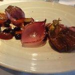 レストラン マノワ - 夏鹿のフィレ肉(2015.7)